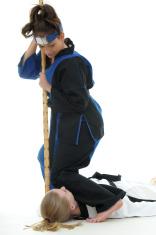 Bo staff martial arts self defense