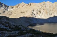 First Light, Upper Palisade Lake