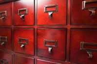 Lustrous Wooden File Cabinet