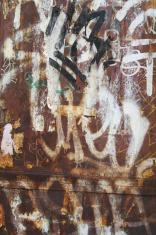 Graffiti  /  Urban Scrawl