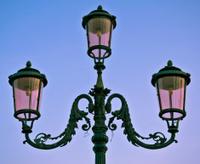 Venice Street Light