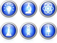 science button set