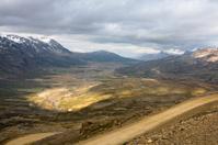 View From The Breiðdalsheiði Mountain Pass, Iceland