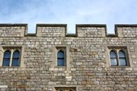 Castle turrets