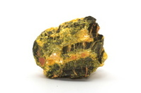 Collection of minerals - Orpiment ( #  6 )