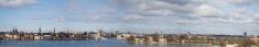 Stockholm panorama (XXXL)
