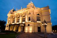 Krakow (Cracow) Slowacki Theatre