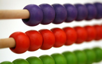 Chinese counting beads