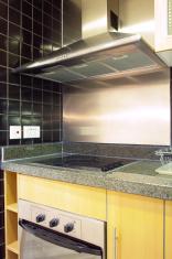 Stove of Home Kitchen