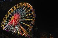 Big Ferris Wheel, East Princes Street Gardens, Edinburgh, Scotla