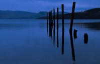Loch Lomond Mooring Posts
