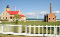 Mackinac Lighthouse