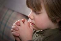 Little Boy Praying