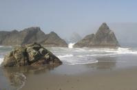 Oregon Harris beach