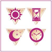 TIME: Mini Icon Set 05 - Version 3