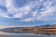 Cottonball Basin Death Valley National Park