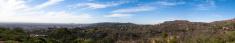 Hollywood Hills Panoramic