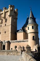 The Alcázar of Segovia - Spain