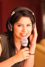 Beauty TV Reporter Interview