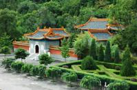 Great Wall Courtyard, Badaling China
