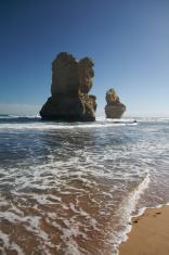 Twelve Apostle from the beach