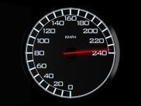 Speedometer (km/h)