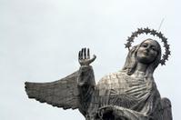 Quito: Winged Virgin