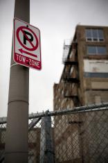 No Parking in Chicago