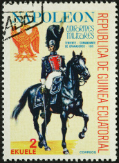 Napoleanic uniform