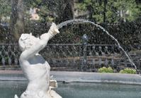 Fountain, Forsythe Park, Savannah