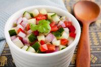 Indian Meal Food Cuisine Curry Accompaniment Salad Kachumber