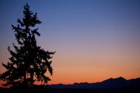Beautiful Seattle Sunset