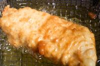 deep frying fish