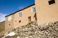 Afghan House on the Mountain
