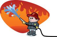 Occupations: fireman