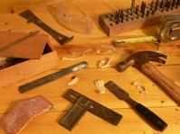 Woodworking still life