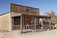 Old Western Storefront