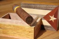 Cuban Cidar on Cedar Wood Box