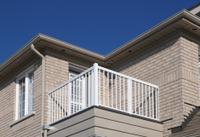 House balcony