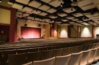 Interior of  Auditorium