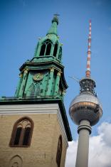 Alexanderplatz towers