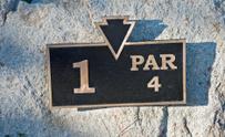 First Golf Hole