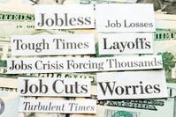 Job Cuts, Jobless, Layoffs - I