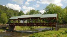 Tennessee covered bridge