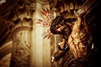 cristo del amor sculpture