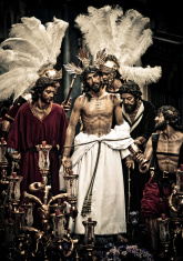 jesus in semana santa