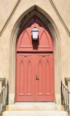 Church Door, Savannah