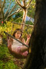 girl in hammock dream