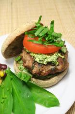 Ramson Burger