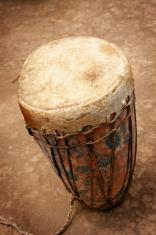 Big African Drum